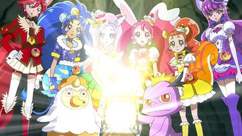 【キラキラ☆プリキュアアラモード】第39話「しょんな~!プリキュアの敵はいちご坂!?」02