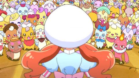 【キラキラ☆プリキュアアラモード】第39話「しょんな~!プリキュアの敵はいちご坂!?」01
