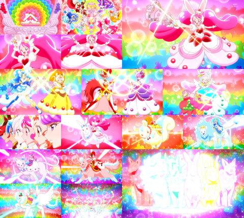 【キラキラ☆プリキュアアラモード】第40話「レッツ・ラ・おきがえ!スイーツキャッスルできあがり!」21