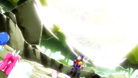 【キラキラ☆プリキュアアラモード】第40話「レッツ・ラ・おきがえ!スイーツキャッスルできあがり!」15