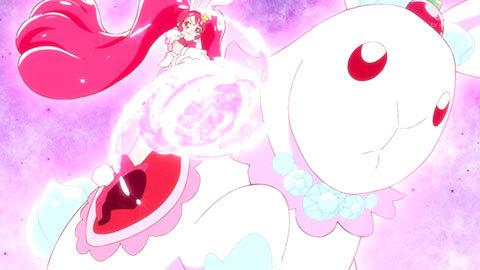 【キラキラ☆プリキュアアラモード】第40話「レッツ・ラ・おきがえ!スイーツキャッスルできあがり!」10