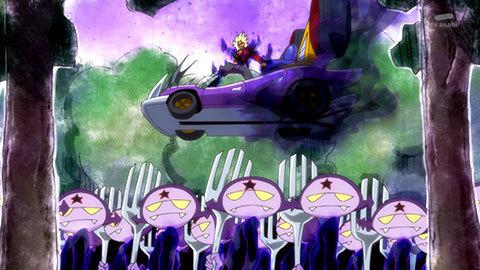 【キラキラ☆プリキュアアラモード】第40話「レッツ・ラ・おきがえ!スイーツキャッスルできあがり!」05