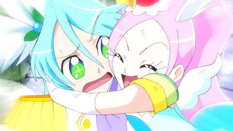 【キラキラ☆プリキュアアラモード】第40話「レッツ・ラ・おきがえ!スイーツキャッスルできあがり!」01