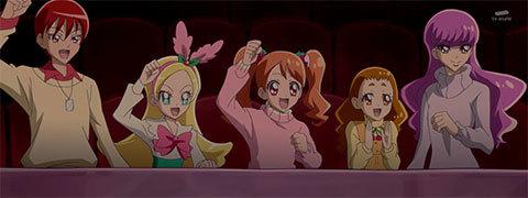 【キラキラ☆プリキュアアラモード】第42話「歌えWOW!あおいラストソング!」17