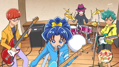 【キラキラ☆プリキュアアラモード】第42話「歌えWOW!あおいラストソング!」10