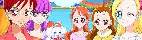 【キラキラ☆プリキュアアラモード】第42話「歌えWOW!あおいラストソング!」08