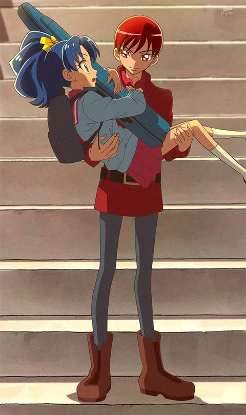 【キラキラ☆プリキュアアラモード】第42話「歌えWOW!あおいラストソング!」03