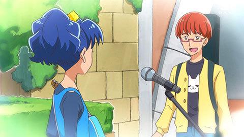 【キラキラ☆プリキュアアラモード】第42話「歌えWOW!あおいラストソング!」02