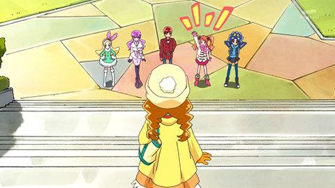 【キラキラ☆プリキュアアラモード】第43話「かくし味は勇気です!ひまりの未来レシピ!」04