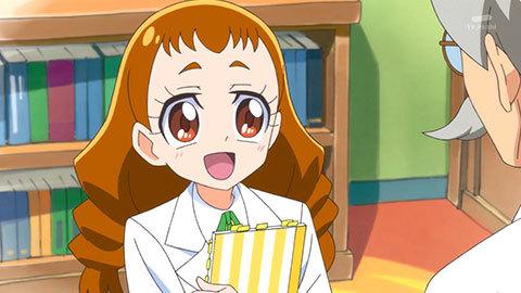 【キラキラ☆プリキュアアラモード】第43話「かくし味は勇気です!ひまりの未来レシピ!」03