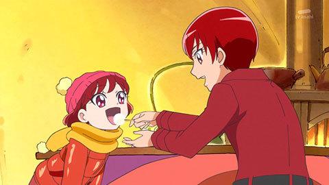 【キラキラ☆プリキュアアラモード】第44話「雪に秘めた想い!愛をさけべ、あきら!」20