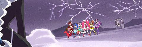 【キラキラ☆プリキュアアラモード】第44話「雪に秘めた想い!愛をさけべ、あきら!」18