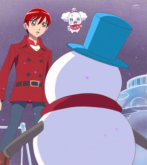 【キラキラ☆プリキュアアラモード】第44話「雪に秘めた想い!愛をさけべ、あきら!」11