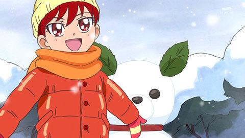 【キラキラ☆プリキュアアラモード】第44話「雪に秘めた想い!愛をさけべ、あきら!」01