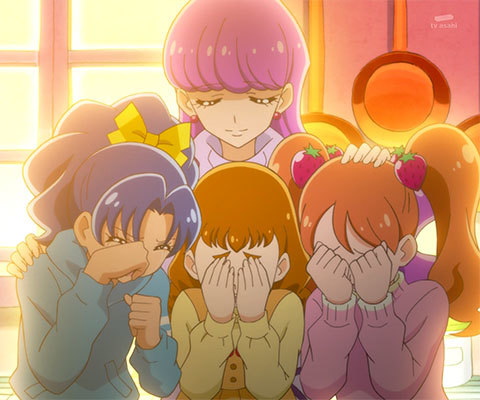 【キラキラ☆プリキュアアラモード】第45話「さよならゆかり!トキメキ☆スイーツクリスマス!」20