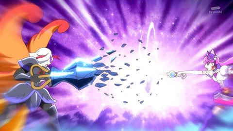 【キラキラ☆プリキュアアラモード】第45話「さよならゆかり!トキメキ☆スイーツクリスマス!」17