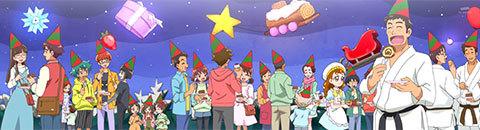 【キラキラ☆プリキュアアラモード】第45話「さよならゆかり!トキメキ☆スイーツクリスマス!」11