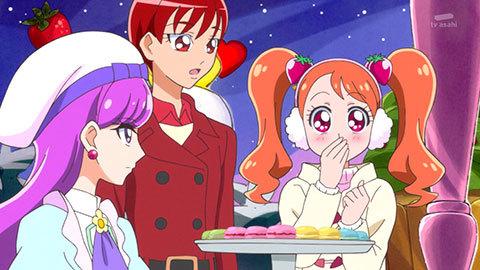 【キラキラ☆プリキュアアラモード】第45話「さよならゆかり!トキメキ☆スイーツクリスマス!」07