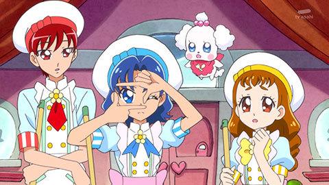 【キラキラ☆プリキュアアラモード】第45話「さよならゆかり!トキメキ☆スイーツクリスマス!」03
