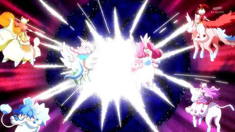 【キラキラ☆プリキュアアラモード】第46話「ノワール大決戦!笑顔の消えたバースデー!」15