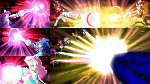 【キラキラ☆プリキュアアラモード】第46話「ノワール大決戦!笑顔の消えたバースデー!」14
