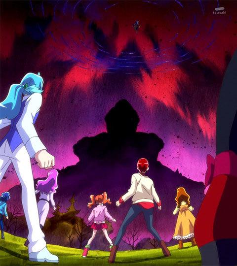 【キラキラ☆プリキュアアラモード】第46話「ノワール大決戦!笑顔の消えたバースデー!」06