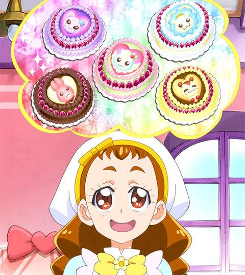 【キラキラ☆プリキュアアラモード】第46話「ノワール大決戦!笑顔の消えたバースデー!」01