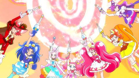 【キラキラ☆プリキュアアラモード】第47話「大好きをとりもどせ!キュアペコリンできあがり!」19