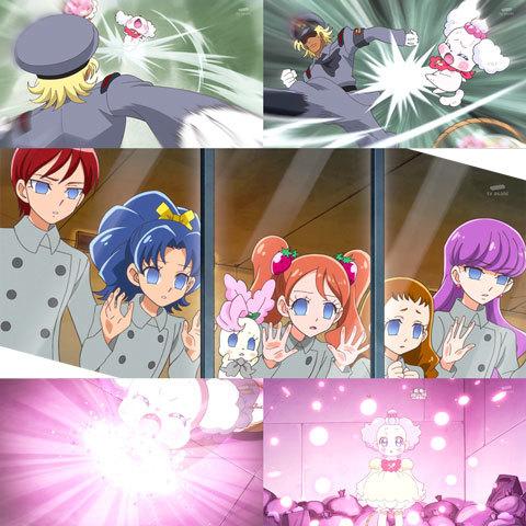 【キラキラ☆プリキュアアラモード】第47話「大好きをとりもどせ!キュアペコリンできあがり!」12