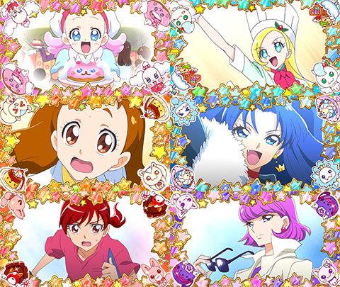 【キラキラ☆プリキュアアラモード】第49話「大好きの先へ!ホイップ・ステップ・ジャーンプ!」25
