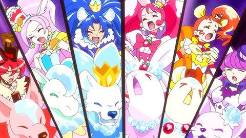 【キラキラ☆プリキュアアラモード】第49話「大好きの先へ!ホイップ・ステップ・ジャーンプ!」14