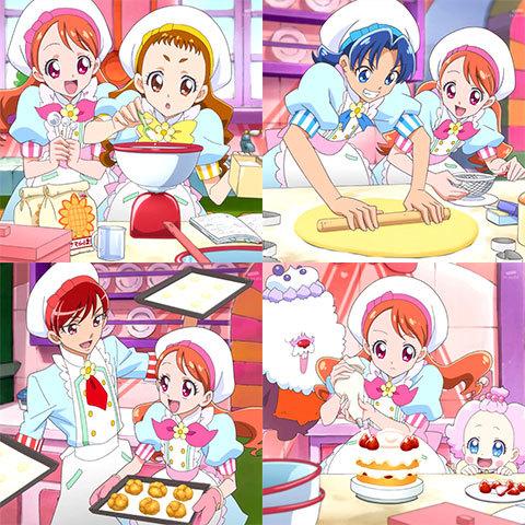 【キラキラ☆プリキュアアラモード】第49話「大好きの先へ!ホイップ・ステップ・ジャーンプ!」01