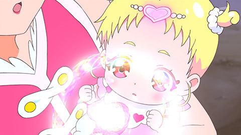 【HUGっと!プリキュア】第01話「フレフレみんな!元気のプリキュア、キュアエール誕生!」24
