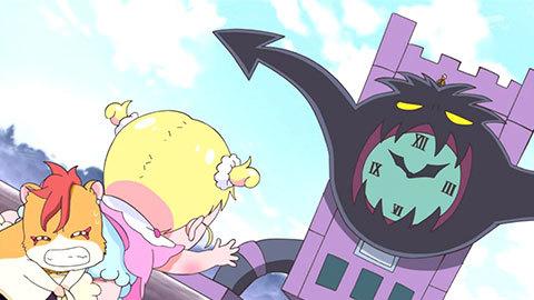【HUGっと!プリキュア】第01話「フレフレみんな!元気のプリキュア、キュアエール誕生!」16
