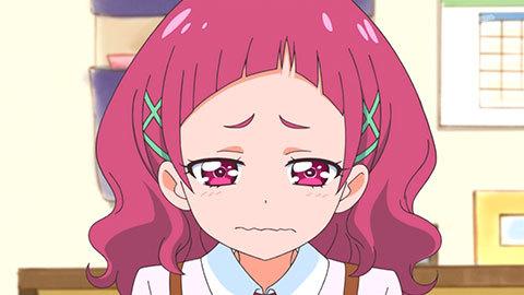 【HUGっと!プリキュア】第01話「フレフレみんな!元気のプリキュア、キュアエール誕生!」02