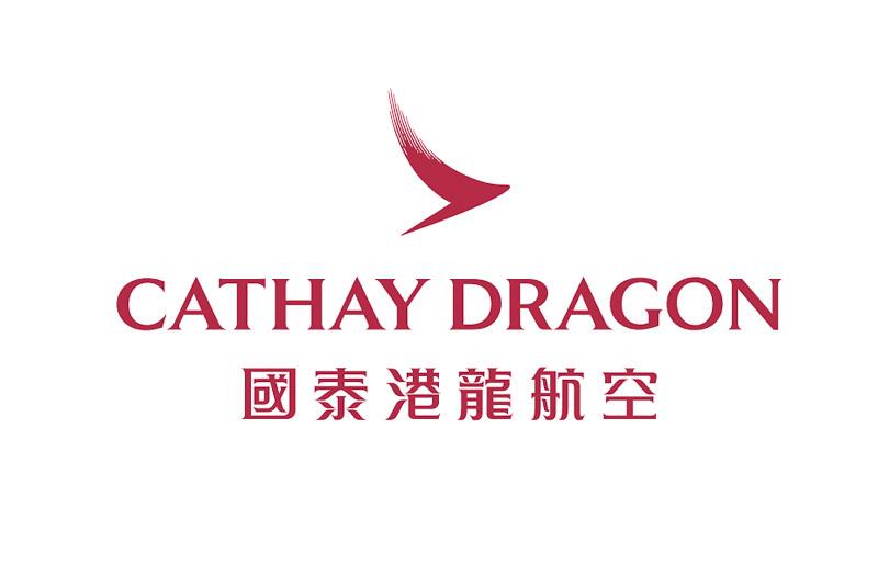 キャセイドラゴン航空 ロゴ
