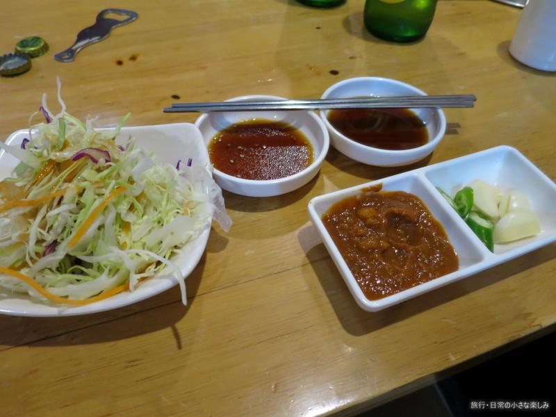 焼き肉 サムギョプサル 青島