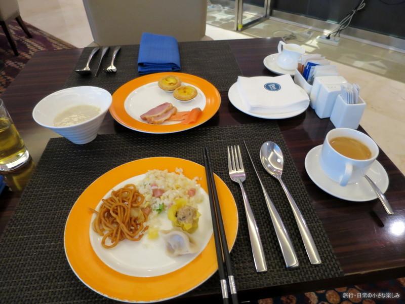 フォーポイントバイシェラトン 青島 朝食