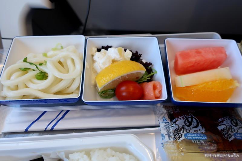 NH978 機内食 青島 関西