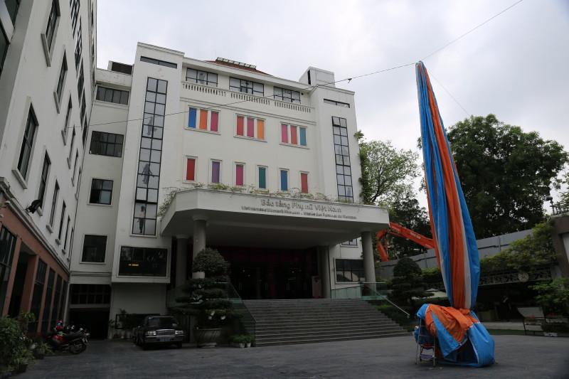 ベトナム ハノイ 女性博物館