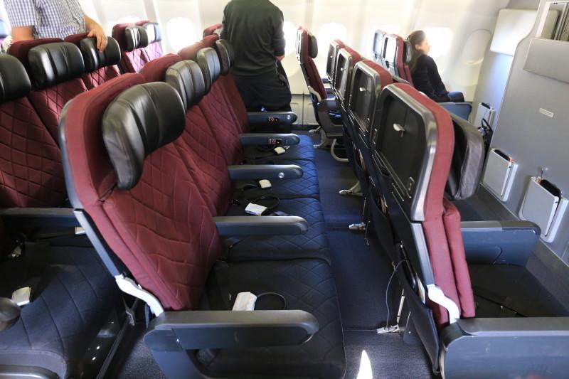 カンタス航空 QF143