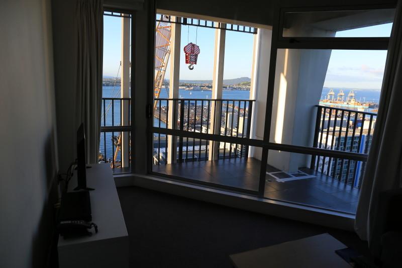オークランド  Oaks Auckland Harbourホテル