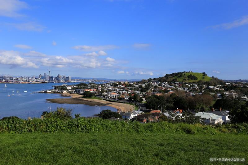 ニュージーランド デボンポート観光 ノースヘッド歴史跡