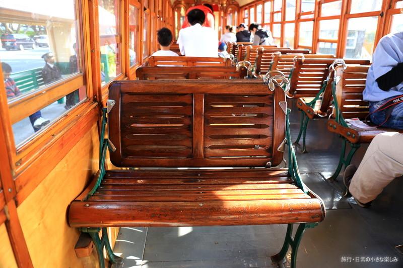 オークランド観光 博物館 交通科学博物館(MOTAT) 路面電車