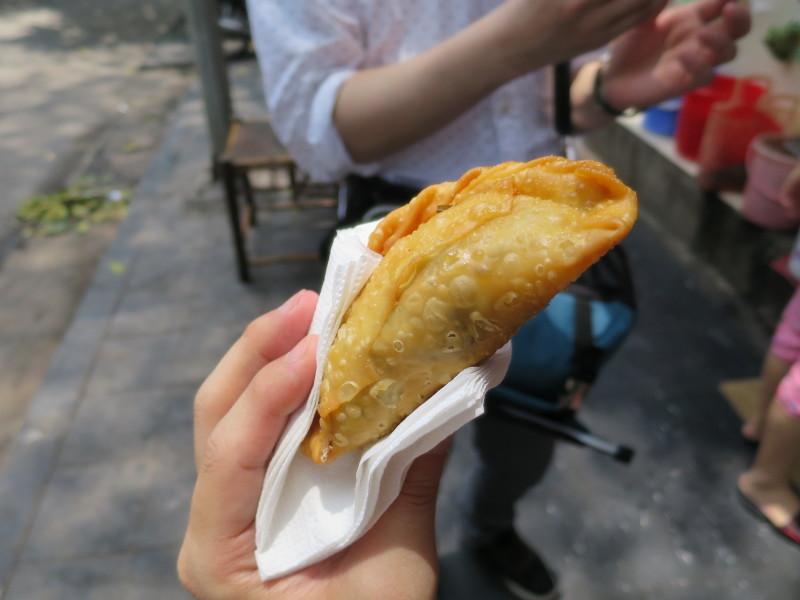 ハノイ 焼餃子