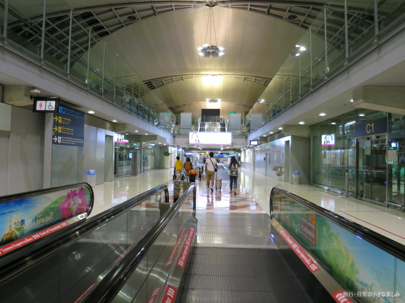 バンコクスワンナプーム国際空港 ファストパス