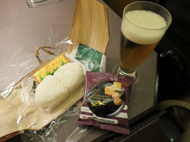 関西空港 塩むすびと玉子焼 空弁