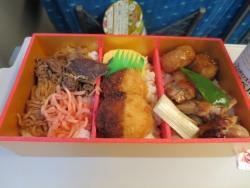 東海道肉づくし 駅弁 新横浜 新幹線