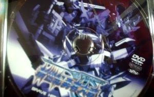 PS2新世紀勇者大戦特典dvd