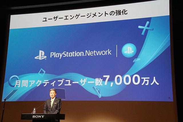 【覇権】 PSN月間アクティブユーザー数は7000万人